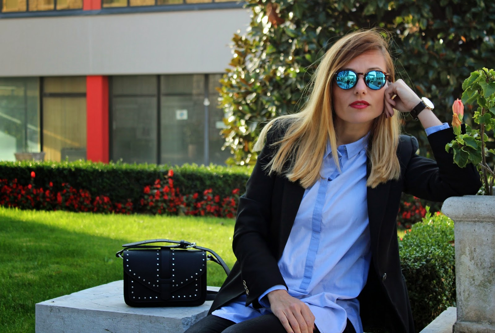 Eniwhere Fashion - Total look Zara