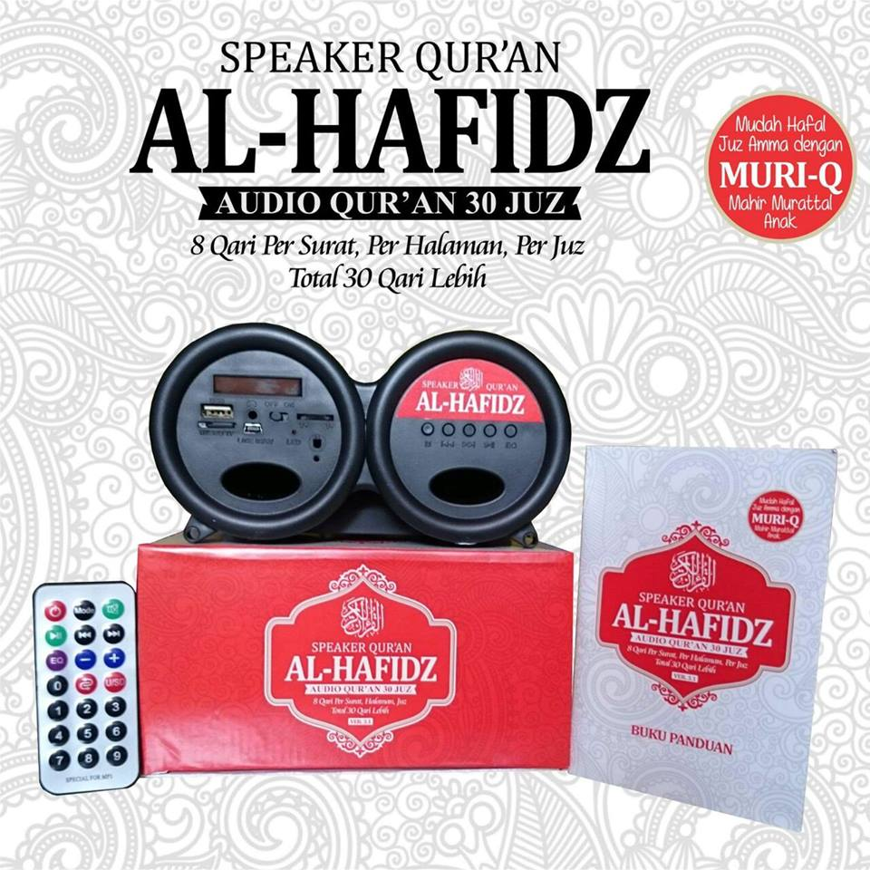 Speaker Qur'an AL-HAFIDZ