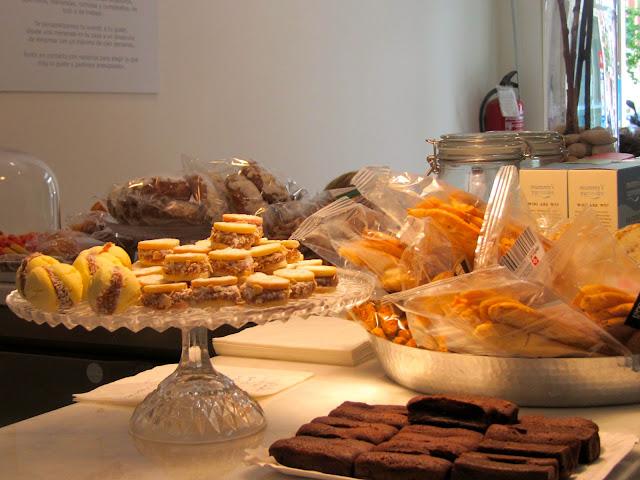 cakes at Maria's Bakery