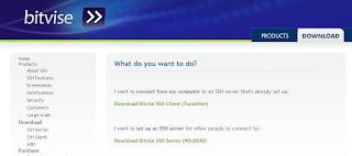 Cara Membuka Situs Yang Diblokir dengan SSH