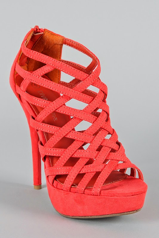 okay, if i do get that coral, white, and blue dress, these are definitely the heels. $18.80, can't beat that price. See more http://worldcutefashion.blogspot.com/