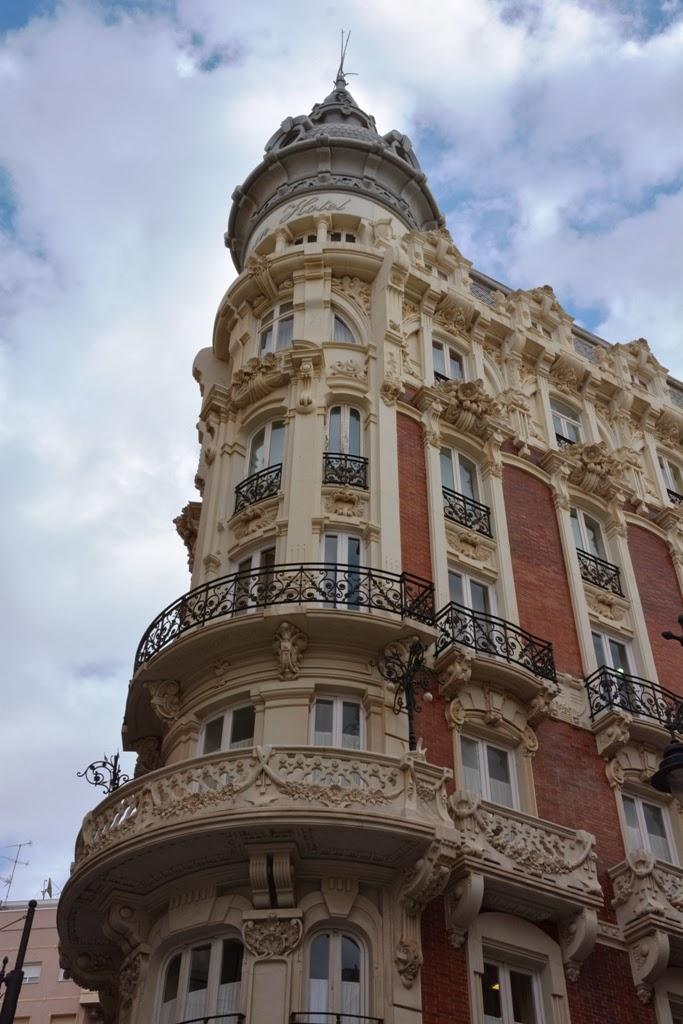 Cartagena Classic facade