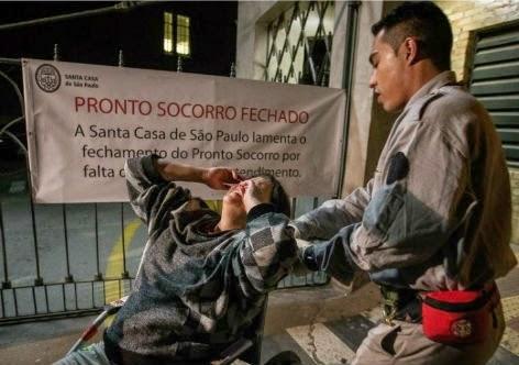 Em vez de verbas para Santas Casas, Alckmin pode tirar dinheiro da saúde para dar à Associação Comercial