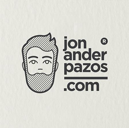 Las identidades visuales de Jon Ander Pazos