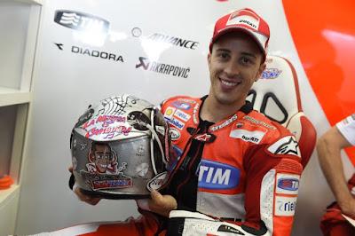 Home Race, Tekad Dovi Cetak Kemenangan Keduanya di MotoGP