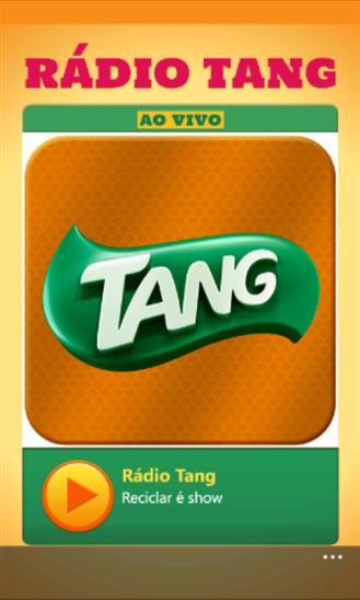 Como eu faço para ouvir a rádio Tang
