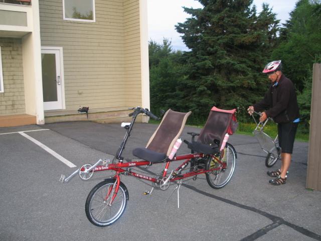 Bar Bike Belfast of Biking to Bar Harbor