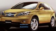 Honda Cars : 2012 Honda CRV updated rendition . 2013 New Honda Car Reviews (honda crv revised stetch)