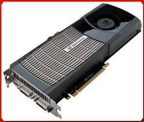 VGA Nvidia GeForce GTX 480