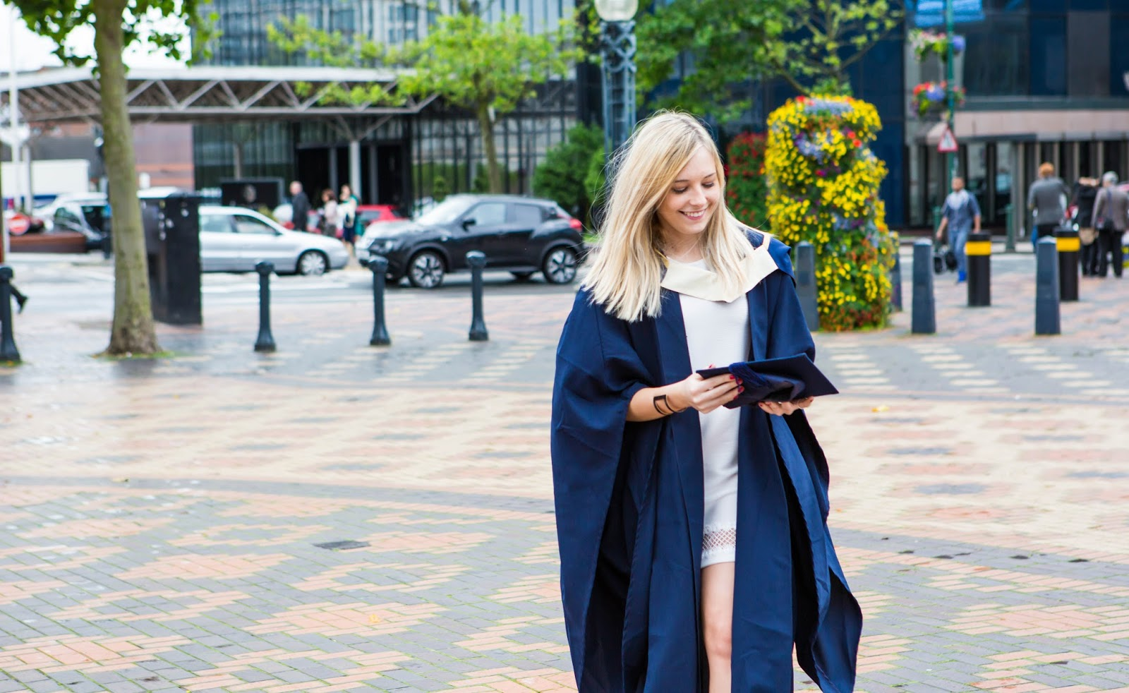 Graduation - Nicola - UK Travel & Fashion Blog