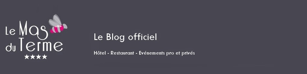 Blog Officiel Le Mas du Terme Hôtel 4 étoiles Gard et Ardèche