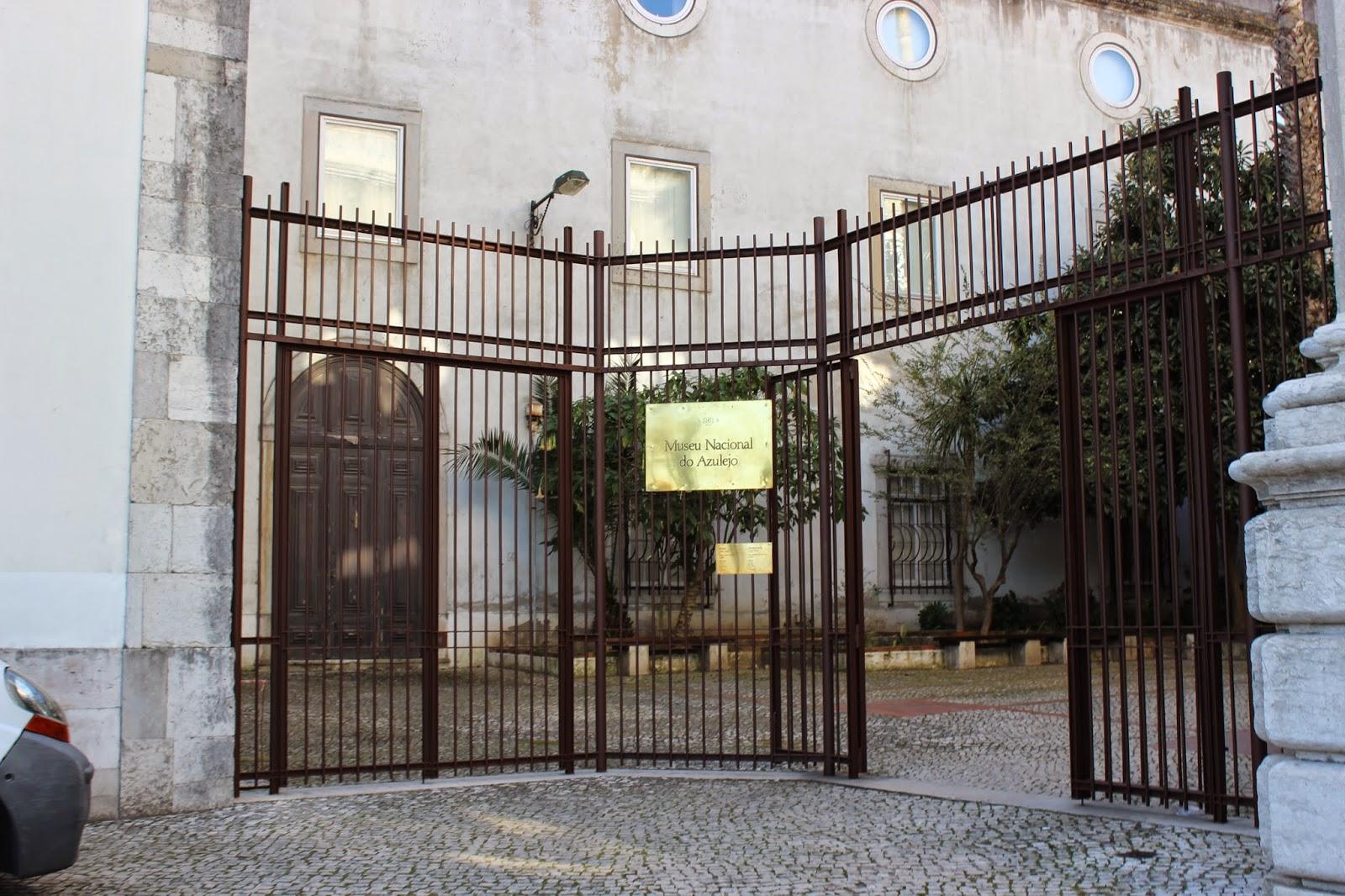 Tile Museum Portugal : The tile museum national azulejo lisbon portugal