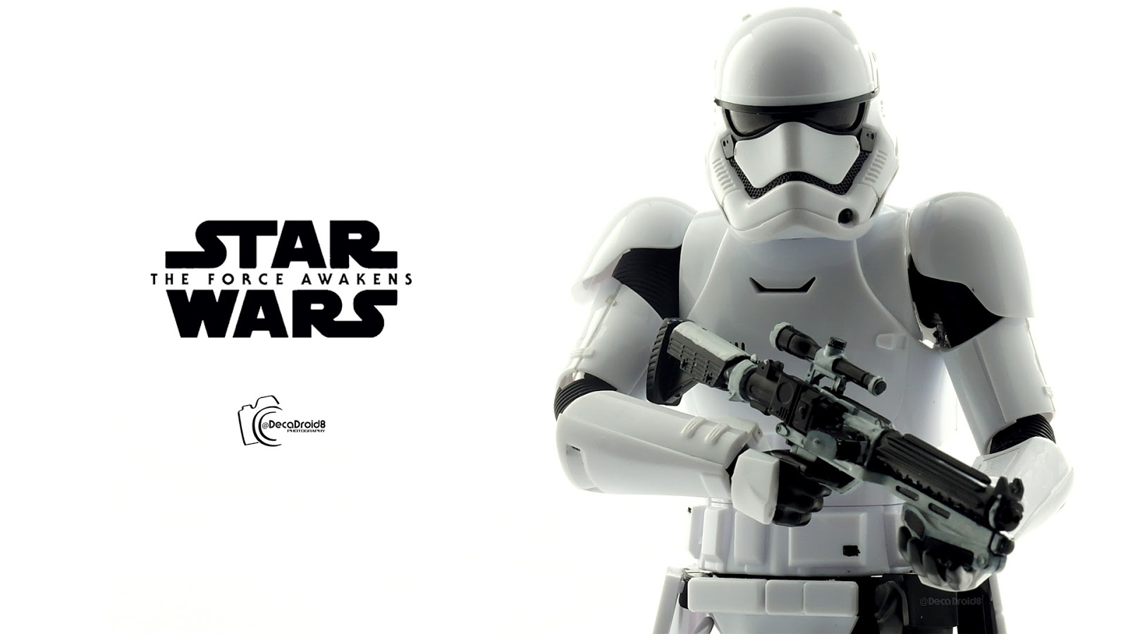 HD wallpaper Bandai 1/12 Star Wars First Order StormTrooper