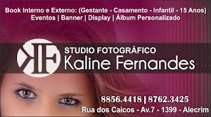 KF STUDIO com Kaline Fernandes