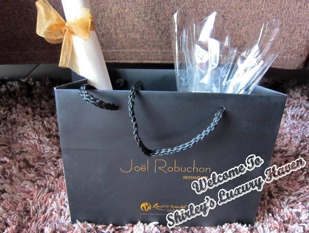 joel robuchon resort world sentosa dining reviews