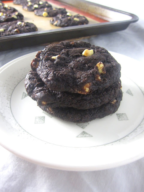 Inside Out Chocolate Chip Cookies