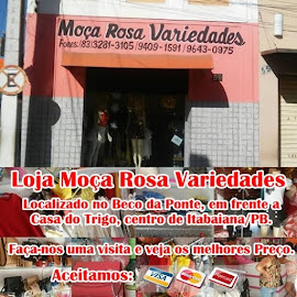 Loja Moça Rosa Variedades