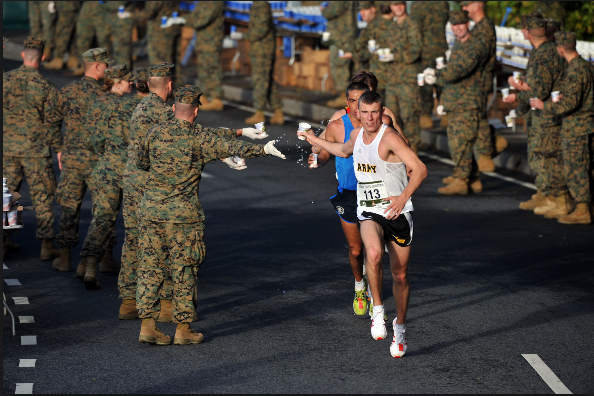 Studies in Clydeology: Hamstrings and Hope: A Marine Corps ...