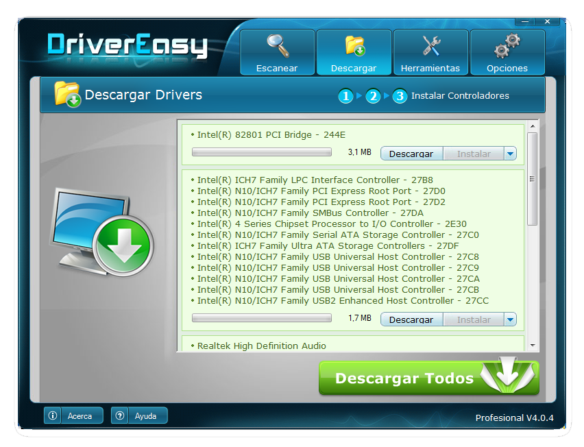 Realtek lan driver windows server 2003