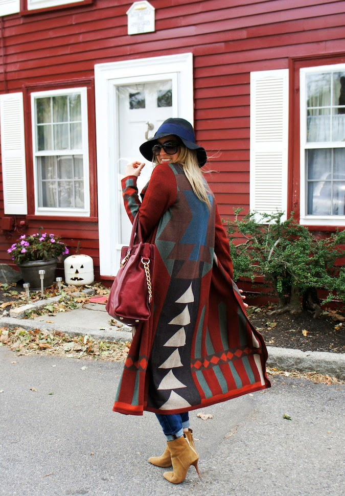 Peruvian Connection sweater coat, fall sweater coats