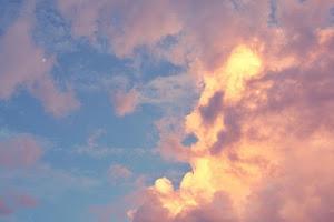 Será por tí que lo mío en las nubes solo es un desliz.