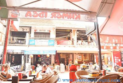 Khmer Idea Restaurant Pub Street