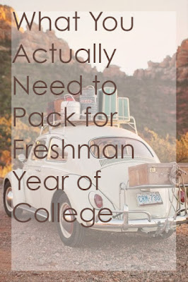 what you need for college packing list car cute vintage edit