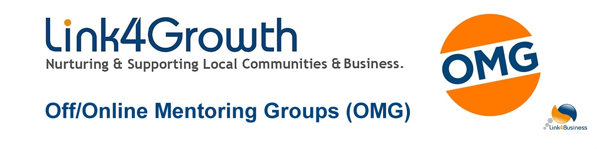 Link4Growth Online Mentoring Groups (OMGs)