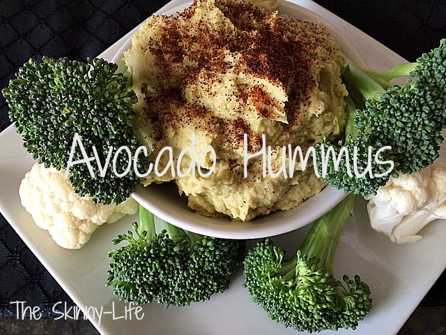 http://theskinny-life.com/avocado-hummus-25ways-eat-hummus/