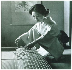 "Fusako Yoshida, is a ""master of koto"" (Sumber : An Apreciation Music)"