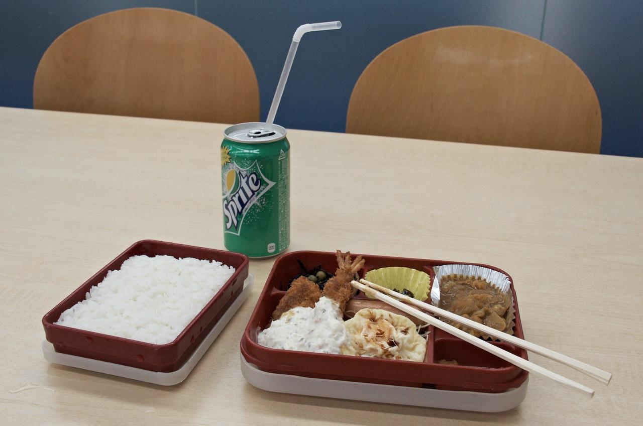 Shinjuku Mad - Seafood and soda 01