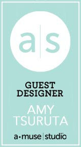 Thrilled to be a May Guest Designer for a • muse | studio