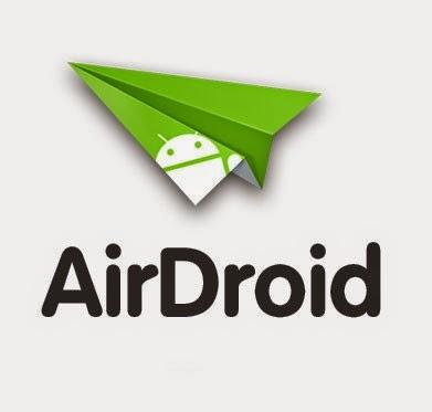 شرح وتحميل تطبيق AirDroid للتحكم بهاتف الأندرويد من الحاسوب.