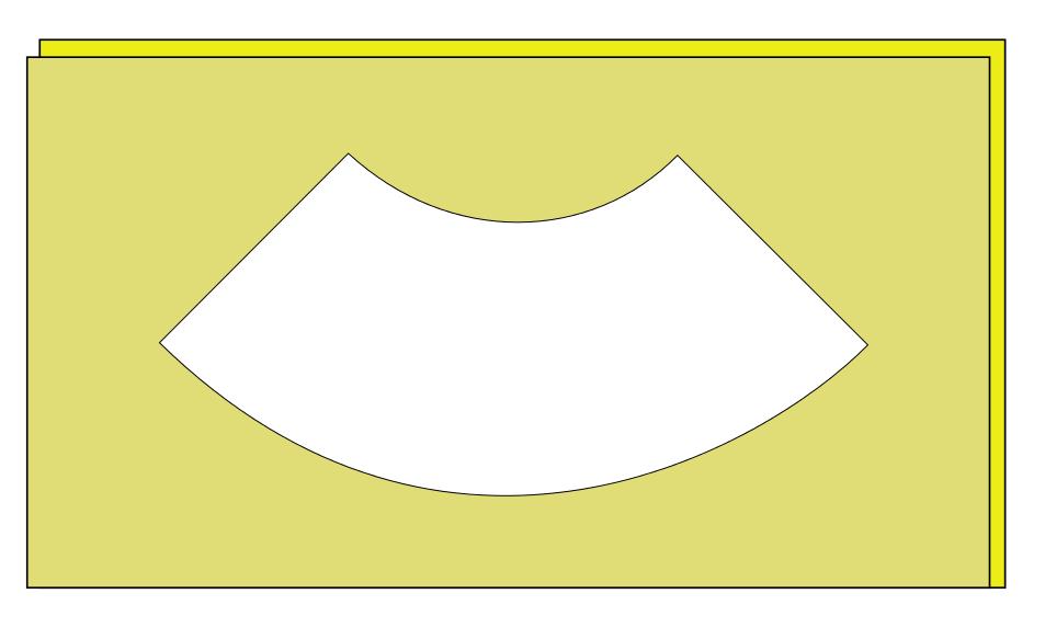 Semi Circle Skirt 70