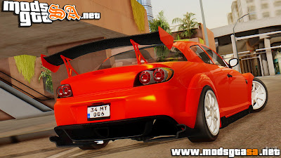 SA - Mazda RX8 Drifter