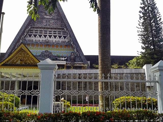 Jalan-Jalan ke Museum Negeri Sumatera Utara