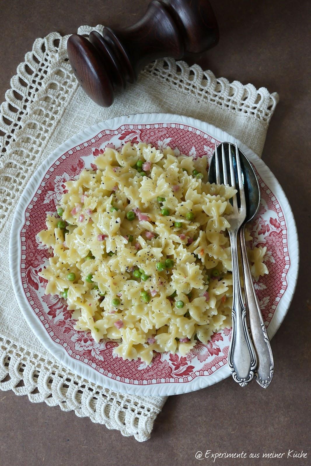 aus meiner Küche: Easypasta aus der Pfanne