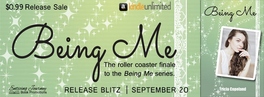 Being Me Release Blitz