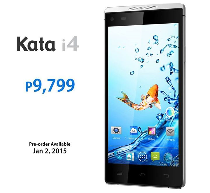 Kata i4: Specs, Price and Availability