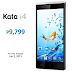 Kata i4 pre-order available starting January 2, priced at Php9,799!