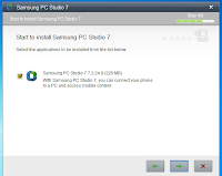 Samsung PC Studio - download