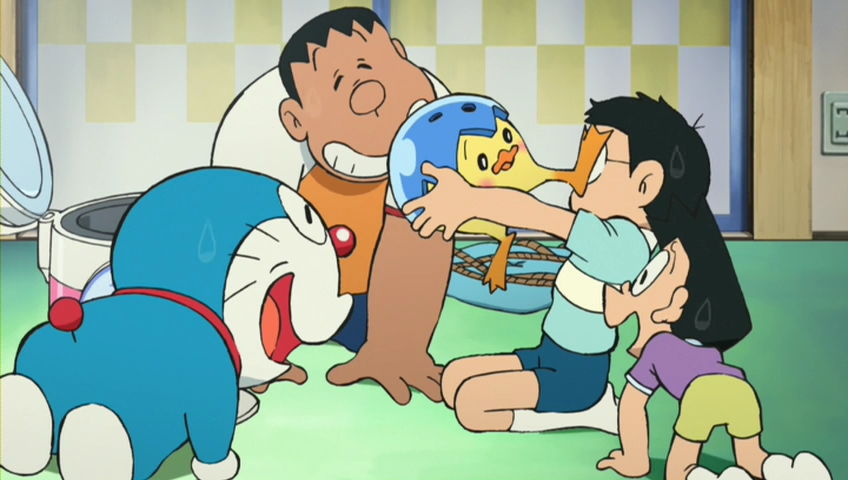 Download Video Anime The Movie Doraemon 2011 Sub Indo