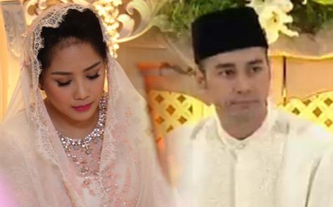 Pernikahan Artis Raffi Ahmad dan Nagita Slavina Tahun 2014