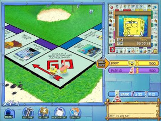 Download Game Monopoly SpongeBob SquarePants