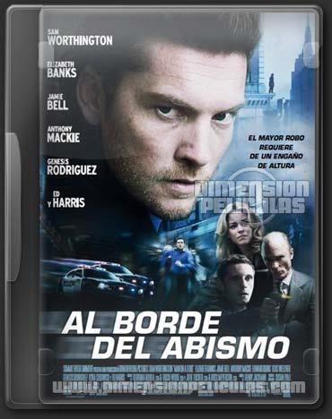 Man On A Ledge (BRRip HD Español Latino) (2012)