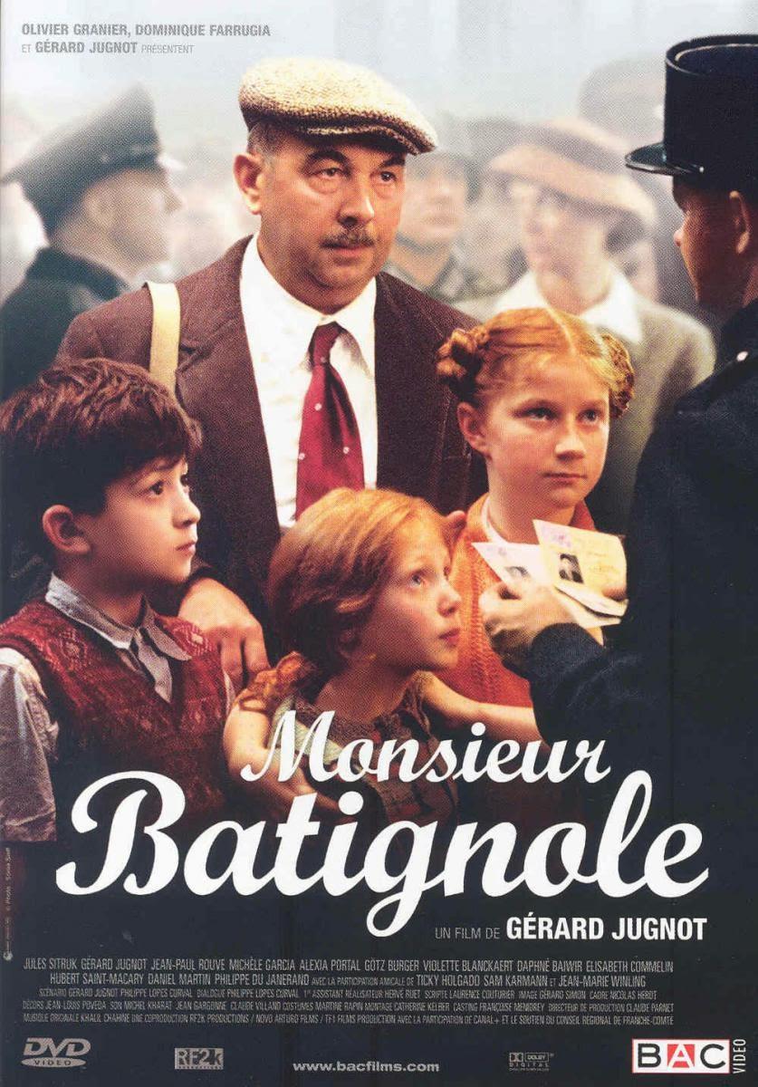 Monsieur, Batignole, Gérard, Jugnot