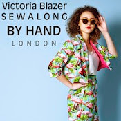 Victoria Blazer SewAlong