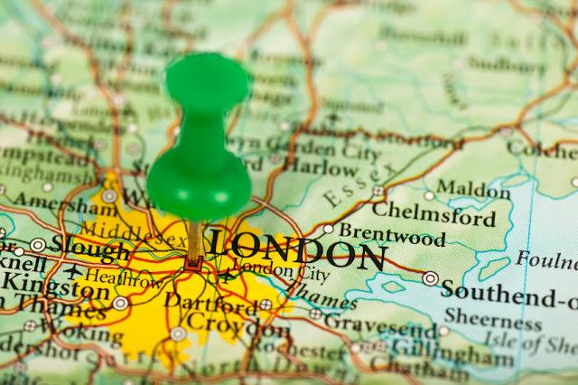 Preço passagem aérea para Londres