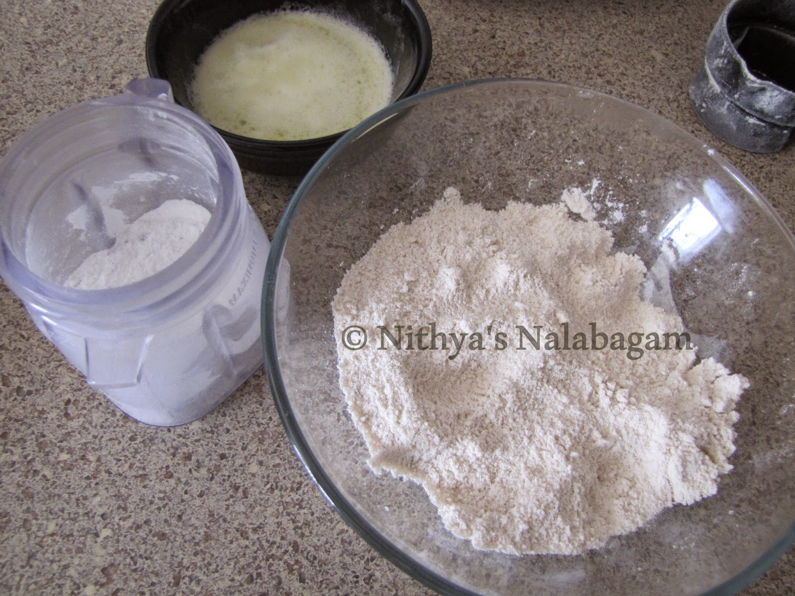 3 Atta Biscuits | Atta Nankhatai