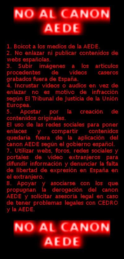Crónicas de un rebelde contra la nueva dictadura de España Aede